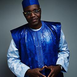 PARIS, FRANCE. HOTEL MERIDIEN ETOILE. JUNE 5, 2013. Dramane Dembele, presidential candidate in Mali. Photo: Antoine Doyen