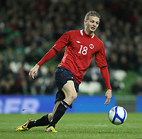 Football - International Friendly - Ireland vs. Norway<br /> Norway's Erik Huseklepp at the Aviva Stadium, Dublin