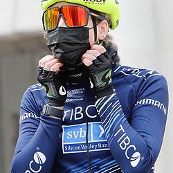 28-03-2021: Wielrennen: Gent-Wevelgem: Wevelgem  <br />Nina Kessler