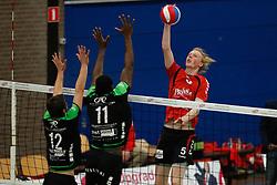 20161029 NED: Eredivisie, Vallei Volleybal Prins - Advisie SSS: Ede<br />Felix Meuer of Vallei Volleybal Prins <br />©2016-FotoHoogendoorn.nl / Pim Waslander