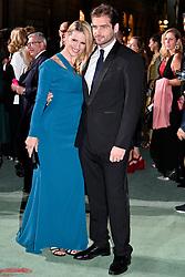 Michelle Hunziker and Tomaso Trussardi
