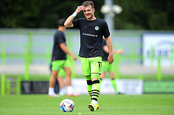 Nicky Cadden of Forest Green Rovers warms up prior to kick-off- Mandatory by-line: Nizaam Jones/JMP - 05/09/2020 - FOOTBALL - New Lawn Stadium - Nailsworth, England - Forest Green Rovers v Leyton Orient - Carabao Cup