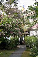 The Frangipani Hotel, Bequia 4/05