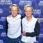 NLD/Amsterdam/20180816 - Inloop 1e Amsterdamse voorstelling Hans Klok on tour, Duke & Scott Huisman