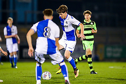 Harry Warwick of Bristol Rovers U18 - Rogan/JMP - 02/11/2017 - FOOTBALL - Memorial Stadium - Bristol, England - Bristol Rovers U18 v Forest Green Rovers U18 - FA Youth Cup 1st Round.