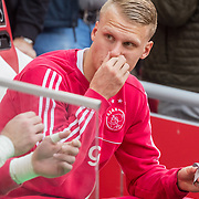 NLD/Amsterdam/20180408 - Ajax - Heracles, Mateo Cassierra