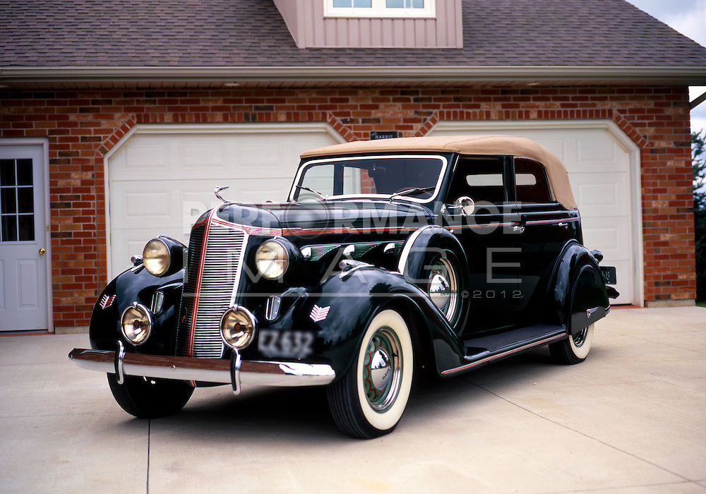1936 Desoto Sedan