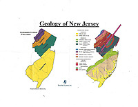 First Sunday in the Park. Geology of New Jersey at Rock Mill Preserve. Geology of New Jersey Handout from Philip Getty