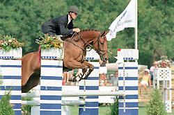 Steeghs Luc-Paldato<br />KWPN Paardendagen  Ermelo 2001<br />Photo © Dirk Caremans