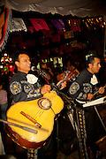 Mariachi Band, Lienzo Charro, Charreda Show and Fiesta, Guadalajara, Jalisco, Mexico