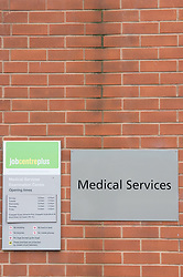 Medical Services Examination Centre at a Job Centre Plus Office, Doncaster