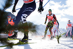 Thomas Bing (GER) during the Man's team sprint race at FIS Cross Country World Cup Planica 2016, on January 17, 2016 at Planica, Slovenia. Photo by Ziga Zupan / Sportida