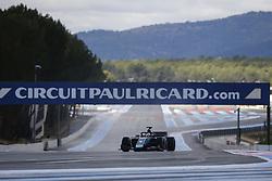 March 6, 2018 - Le Castellet, France - ALEXANDER ALBON drives during the 2018 Formula 2 pre season testing at Circuit Paul Ricard in Le Castellet, France. (Credit Image: © James Gasperotti via ZUMA Wire)