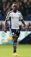 Saido Berahino of West Bromwich Albion  - Barclays Premier League - WBA vs Newcastle Utd - Hawthorns Stadium - West Bromwich - England - 9th November 2014  - Picture Simon Bellis/Sportimage