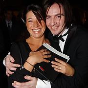 Miljonairfair 2004, Amanda Krabbe - Beekman en vriend