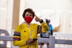 Laeremans Wendy, BEL<br /> Olympic Games Tokyo 2021<br /> © Hippo Foto - Dirk Caremans<br /> 30/07/2021