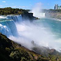 """Niagara Falls"" 3<br /> <br /> Niagara Falls USA.<br /> <br /> Waterfalls by Rachel Cohen"