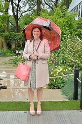 KIRSTY ALLSOPP at the 2015 RHS Chelsea Flower Show at the Royal Hospital Chelsea, London on 18th May 2015.