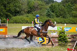 Petersen Malin, SWE, Charly Brown 311<br /> Chateau d'Arville<br /> CCI3*-S Sart Bernard 2019<br /> © Hippo Foto - Dirk Caremans<br /> 23/06/2019