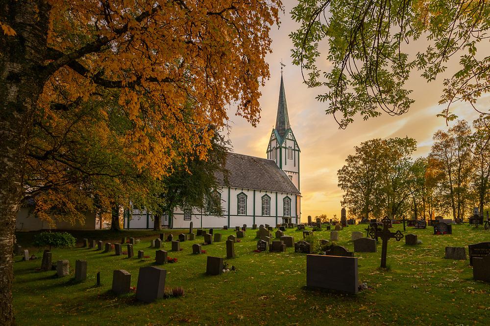Skatval kirke er en trekirke i Skatval sokn i Stjørdal kommune.