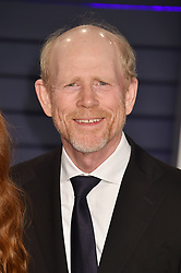 BEVERLY HILLS, CA - FEBRUARY 24: Raven Lyn attends the 2019 Vanity Fair Oscar Party hosted by Radhika Jones at Wallis Annenberg Center for the Performing Arts on February 24, 2019 in Beverly Hills, California. 24 Feb 2019 Pictured: Ron Howard. Photo credit: Jeffrey Mayer/JTMPhotos, Int'l. / MEGA TheMegaAgency.com +1 888 505 6342