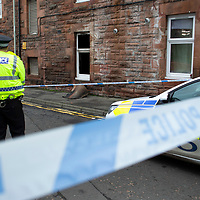 St Catherines Square Fatal Fire