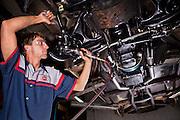 Milton Auto Parts commercial shoot.