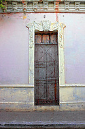Door in Bayamo, Granma, Cuba.