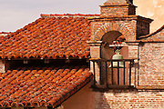 Belltower, Mission San Antonio de Padua (3rd California Mission - 1771), California