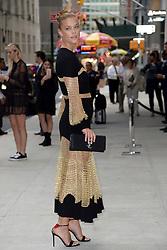 September 9, 2017 - New York, NY, USA - September 8, 2017 New York City..Nina Agdal attending the Daily Front Row's Fashion Media Awards at Four Seasons Hotel New York Downtown on September 8, 2017 in New York City. (Credit Image: © Kristin Callahan/Ace Pictures via ZUMA Press)