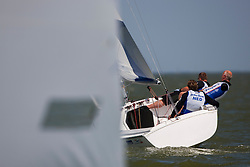 Sonar, May 25th 2012. Delta Lloyd Regatta  (22/26 May 2012). Medemblik - the Netherlands.