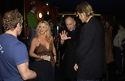 """Rodger Daltrey, Leslie Ash, Pete Townshend, and Lee Chapman. The DVD Screening of """"The Who: Quadrophenia And Tommy Live"""" at the Curzon Mayfair on November 2, 2005 in London,. ONE TIME USE ONLY - DO NOT ARCHIVE © Copyright Photograph by Dafydd Jones 66 Stockwell Park Rd. London SW9 0DA Tel 020 7733 0108 www.dafjones.com"""