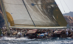 08_022730 © Sander van der Borch. Porto Cervo,  2 September 2008. Maxi Yacht Rolex Cup 2008  (1/ 6 September 2008). Day 3.