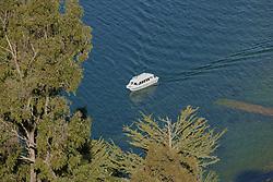 Boat Near Isla Del Sol