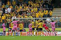 Fotball: 03.07 2011 , Tippeligaen Eliteserien ,<br /> Start - Sogndal<br /> <br /> Ørjan Hopen, frisparkmål, 1-1