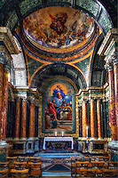 """Cybo Chapel - Basilica of Santa Maria del Popolo Rome""…<br />