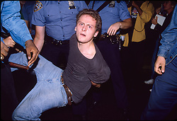After the verdict, Washington Heights, New York, 10/09/92