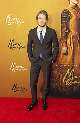December 4, 2018 - New York, New York, United States - Joe Alwyn attends the New York premiere of 'Mary Queen Of Scots' at Paris Theater  (Credit Image: © Lev Radin/Pacific Press via ZUMA Wire)