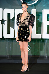 Gal Gadot attending the Justice League photocall, at The College, Southampton Row, London. PRESS ASSOCIATION Photo. Picture date: Saturday November 4th, 2017. Photo credit should read: Matt Crossick/PA Wire.