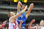 Danzica - Polonia 05 Agosto 2012 - TORNEO INTERNAZIONALE SOPOT CUP - Polonia Italia<br /> Nella Foto : ANGELO GIGLI<br /> Foto Ciamillo