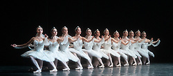 La Bayadere <br /> A ballet in three acts <br /> Choreography by Natalia Makarova <br /> After Marius Petipa <br /> The Royal Ballet <br /> At The Royal Opera House, Covent Garden, London, Great Britain <br /> General Rehearsal <br /> 30th October 2018 <br /> <br /> STRICT EMBARGO ON PICTURES UNTIL 2230HRS ON THURSDAY 1ST NOVEMBER 2018 <br /> <br /> <br /> The Shades <br /> <br /> <br /> Photograph by Elliott Franks Royal Ballet's Live Cinema Season - La Bayadere is being screened in cinemas around the world on Tuesday 13th November 2018 <br /> --------------------------------------------------------------------