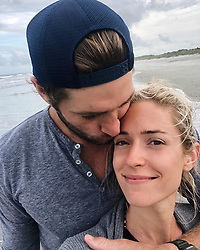 """Kristin Cavallari releases a photo on Instagram with the following caption: """"Salt water kisses \ud83d\udc99"""". Photo Credit: Instagram *** No USA Distribution *** For Editorial Use Only *** Not to be Published in Books or Photo Books ***  Please note: Fees charged by the agency are for the agency's services only, and do not, nor are they intended to, convey to the user any ownership of Copyright or License in the material. The agency does not claim any ownership including but not limited to Copyright or License in the attached material. By publishing this material you expressly agree to indemnify and to hold the agency and its directors, shareholders and employees harmless from any loss, claims, damages, demands, expenses (including legal fees), or any causes of action or allegation against the agency arising out of or connected in any way with publication of the material."""