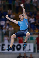 Renaud LAVILLENIE FRA Pole Vault <br /> Roma 04-06-2015 Stadio Olimpico<br /> IAAF Diamond League 2015 Rome<br /> Golden Gala Meeting - Track And Field Athletics Meeting<br /> Foto Sebastian Seglingen / ARK / Insidefoto