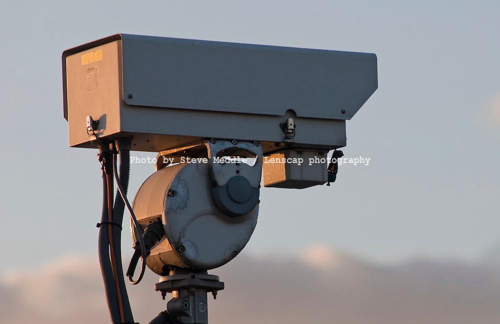 Close Circuit Television Camera for Security Purposes - 2010