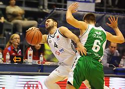 PARTIZAN vs KRKA<br /> Beograd, 24.10.2015.<br /> foto: Nebojsa Parausic<br /> <br /> Kosarka, Partizan, Krka, Jadranska ABA liga, XYZ
