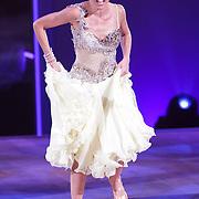 NLD/Hilversum/20120901 - 2de liveshow AVRO Strictly Come Dancing 2012, Naomi van As