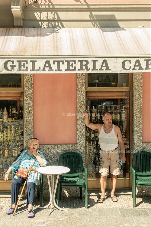 Italy, Como Bellagio
