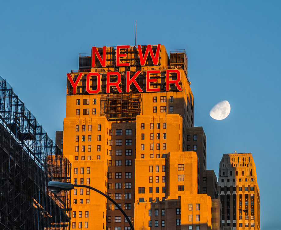 The New Yorker, Wyndham Hotel, New York City