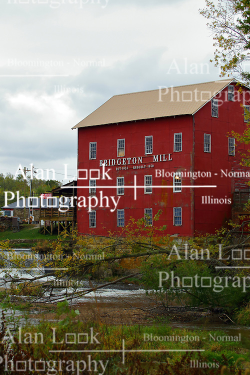 24 October 2017:  Bridgeton Mill.<br /> <br />  Parke County Indiana is the site of the Indiana Covered Bridge Festival every October