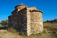 Church of Ayios Nikolaos - Naxos Cyclades Islands Greece